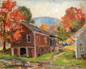 EN1 – Vermont BLDGS 20w x16h