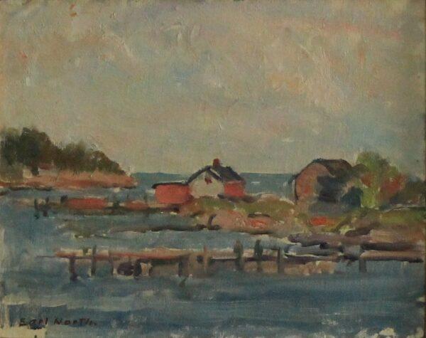EN5 – Maine Coast – 10w x8h