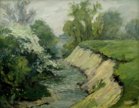 EN29_Asmus creek_ 19w x 15h _1930s_ 43oz _950