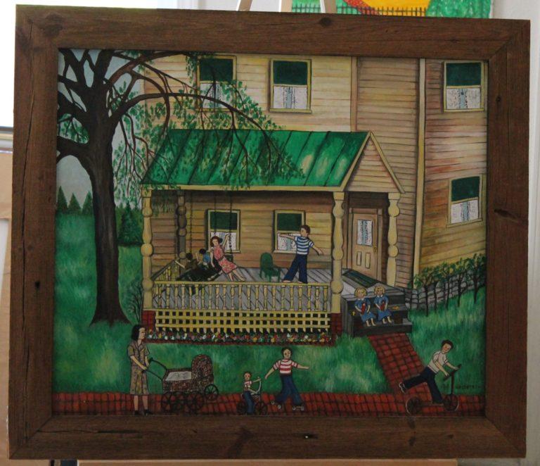 50 – Front porch – 33w x _75 x 28_25 – 9_2lb – 600